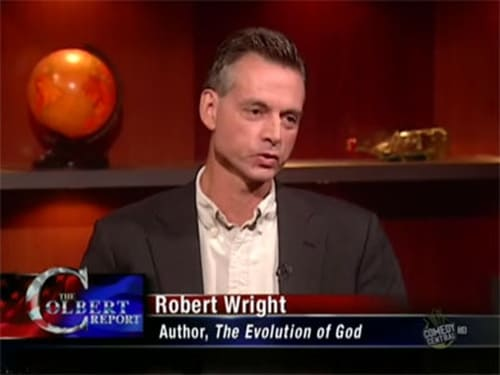 The Colbert Report: Season 5 – Episod Robert Wright