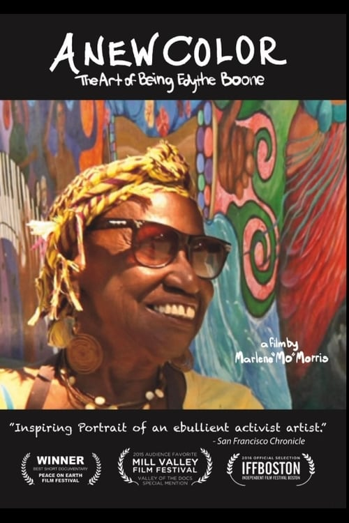A New Color: The Art of Being Edythe Boone (2015)