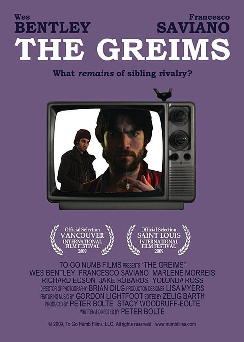The Greims poster