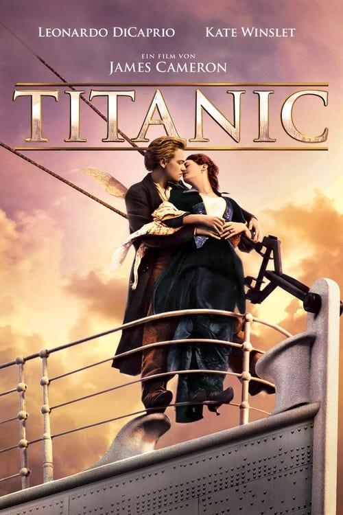 Titanic - Drama / 1997 / ab 12 Jahre