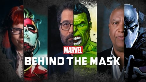 Whose Marvel's Behind the Mask
