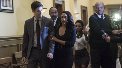 The Flash - Season 4 - Episode 10: The Trial of The Flash