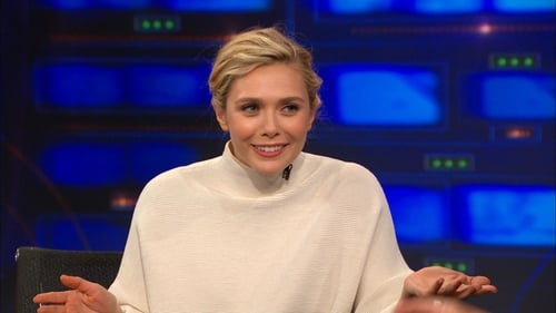 The Daily Show with Trevor Noah: Season 20 – Épisode Elizabeth Olsen