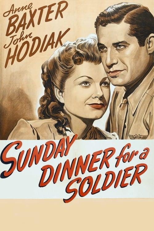 Mira La Película Sunday Dinner for a Soldier Gratis En Línea
