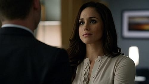 Suits - Season 2 - Episode 12: Blood In the Water