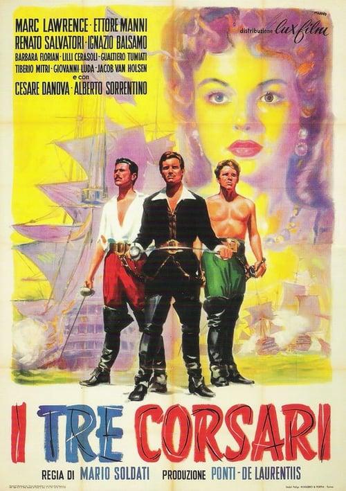 Regarder Le Film I tre corsari Gratuit En Français