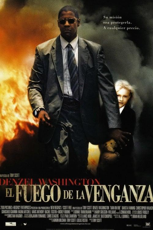 Película El fuego de la venganza Doblada En Español