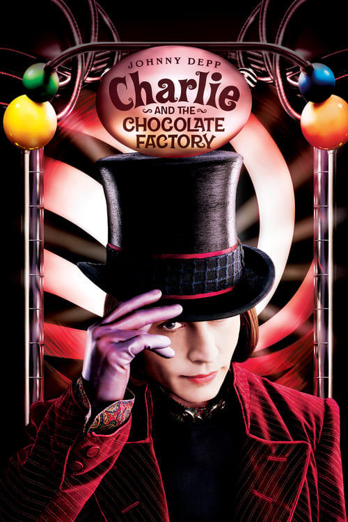 Streaming Charlie and the Chocolate Factory (2005) Movie Free Online