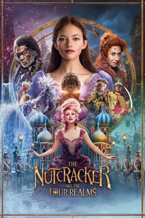 Poster. The Nutcracker and the Four Realms (2018)
