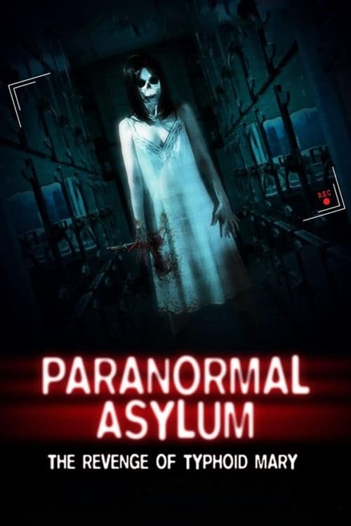 Paranormal Asylum: The Revenge of Typhoid Mary (2013) Poster