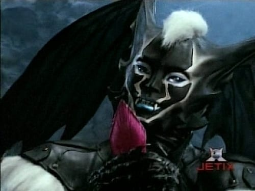 Power Rangers: Mystic Force – Episod The Snow Prince