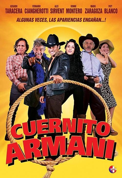 Cuernito Armani 2016