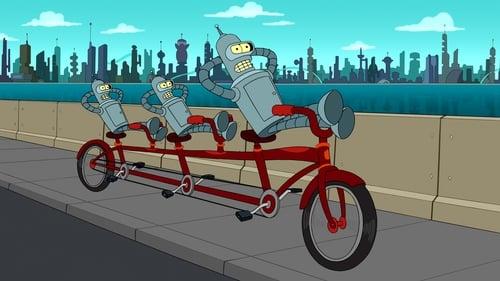 Futurama - Season 6 - Episode 15: Benderama