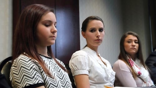 Watch At the Heart of Gold: Inside the USA Gymnastics Scandal Online Megavideo