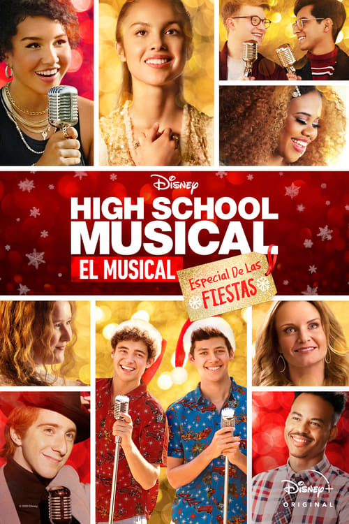 Image High School Musical The Musical The Holiday Special
