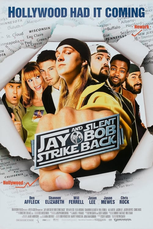 Download Jay and Silent Bob Strike Back (2001) Full Movie