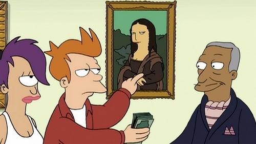 Futurama - Season 1 - Episode 6: A Fishful of Dollars