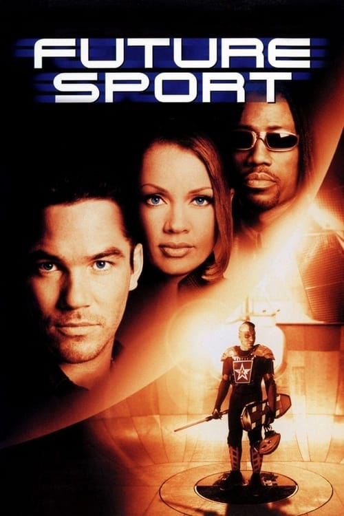 The poster of Futuresport
