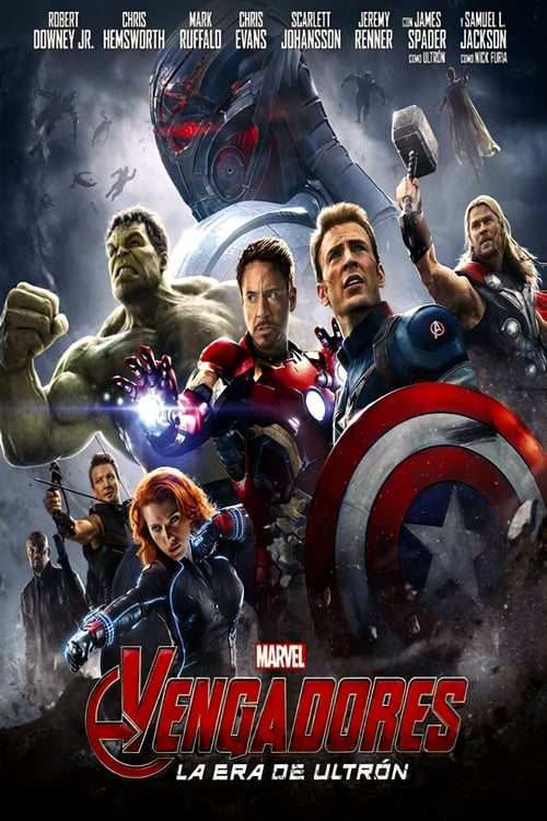 Avengers: Age of Ultron Peliculas gratis