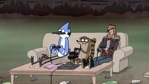 Regular Show 2011 Dvd: Season 3 – Episode House Rules