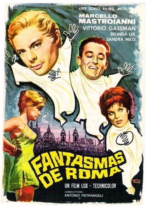 Watch Fantasmas en Roma Doblado En Español