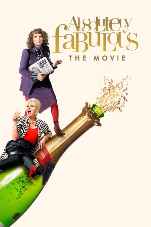Absolutely Fabulous: The Movie - Poster