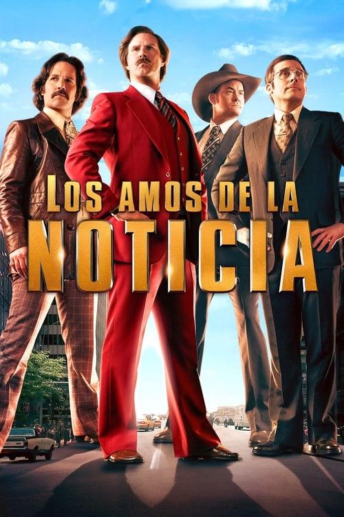 Película Los amos de la noticia En Español