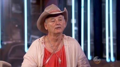 Jimmy Kimmel Live!: Season 13 – Episod Bill Murray, The cast of The Walking Dead