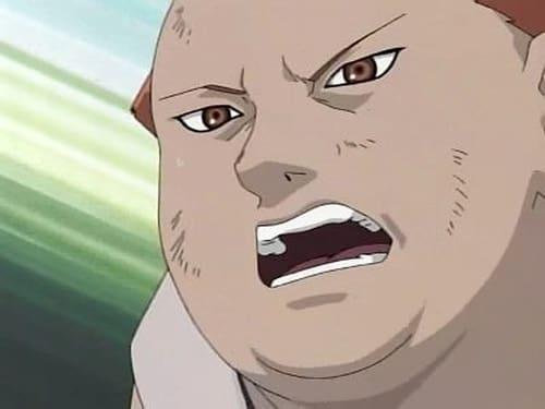 Naruto - Season 3 - Episode 113: Full Throttle Power! Choji, Ablaze!