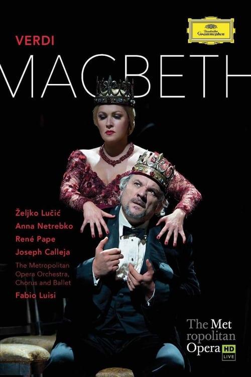 Vidéo Verdi Macbeth Plein Écran Doublé Gratuit en Ligne FULL HD 720