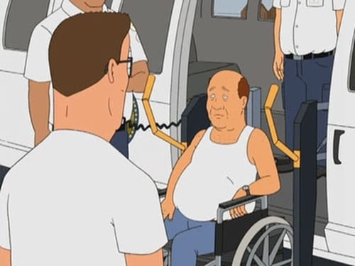 King Of The Hill 2009 Blueray: Season 13 – Episode Dia-BILL-ic Shock