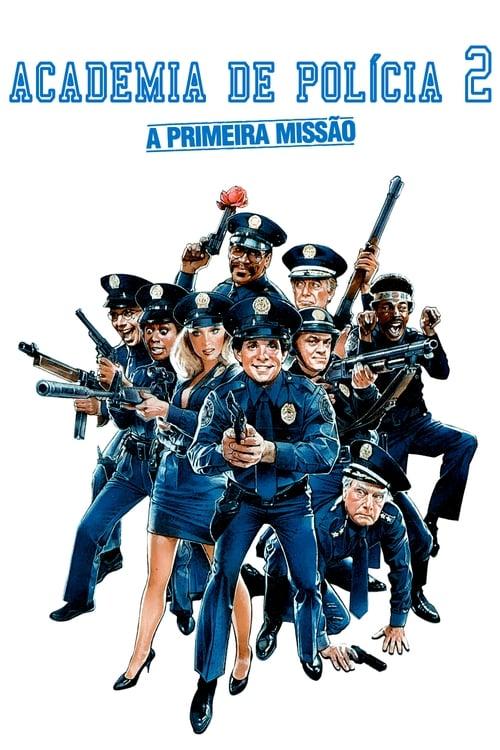 Assistir Loucademia de Polícia (2) - HD 720p Dublado Online Grátis HD