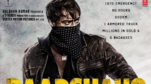 Baadshaho (2017) Full Hindi Movie 1080p