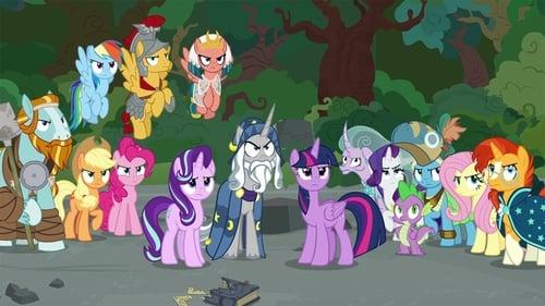 My Little Pony: Friendship Is Magic: Season 7 – Episode Shadow Play - Part 2
