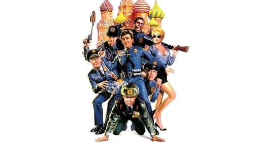 Polis Akademisi: Moskova Görevi 1994 Film izle