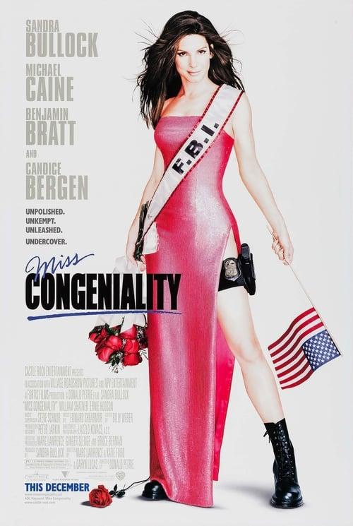 Watch Miss Congeniality (2000) Best Quality Movie