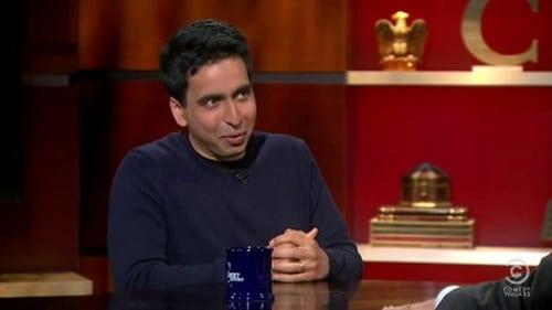 The Colbert Report: Season 7 – Episod Salman Khan