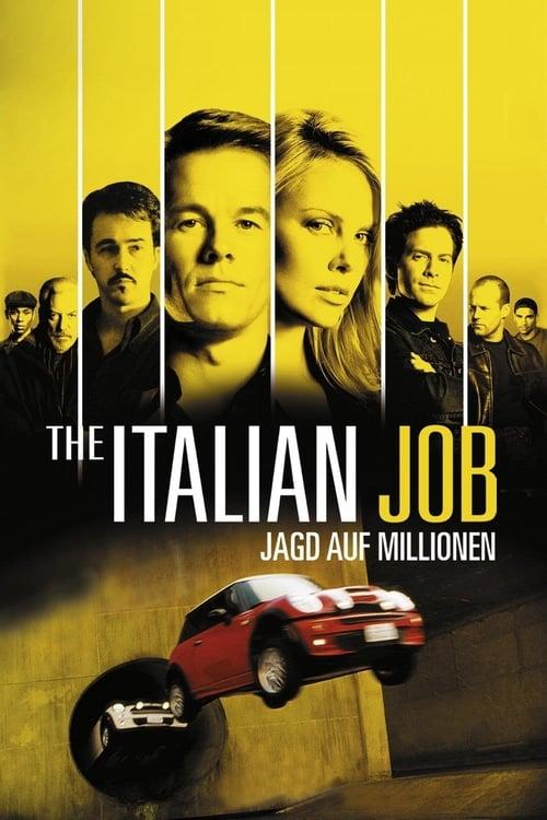 The Italian Job - Action / 2003 / ab 12 Jahre