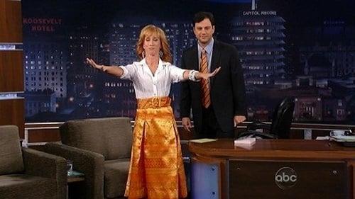 Jimmy Kimmel Live!: Season 8 – Episod Kathy Griffin, JoAnna Garcia, Brandon Flowers