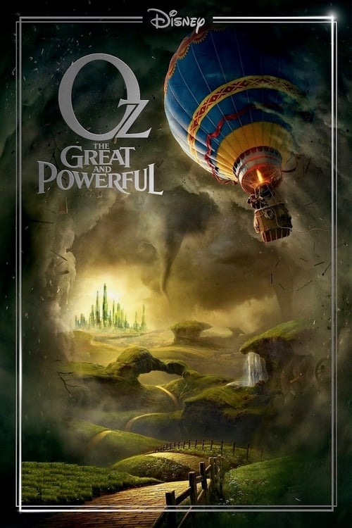 Watch Oz the Great and Powerful (2013) Full Movie