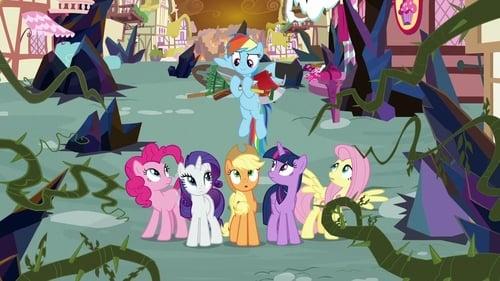 Poster della serie My Little Pony: Friendship Is Magic