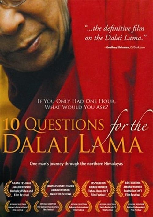Assistir 10 Questions for the Dalai Lama Online