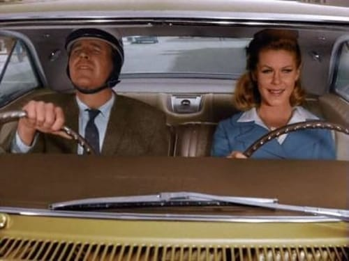 Bewitched: Season 1 – Épisode Driving Is the Only Way to Fly