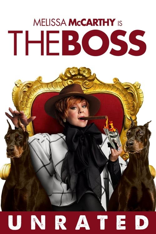 The Boss - Poster