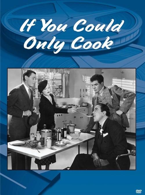 Wenn sie nur kochen könnte