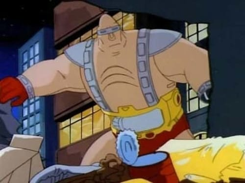 Teenage Mutant Ninja Turtles: Season 6 – Episod Krangenstein Lives!