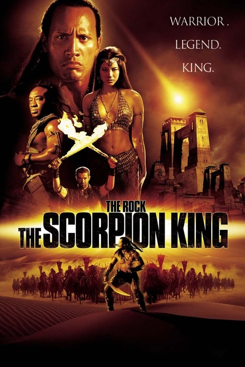 Watch The Scorpion King (2002) Full Movie