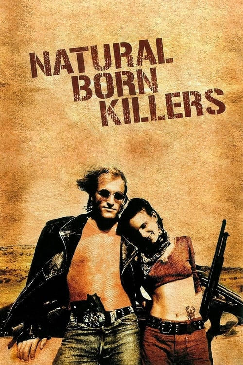 Largescale poster for Natural Born Killers