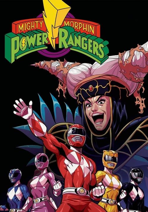Power Rangers-Azwaad Movie Database