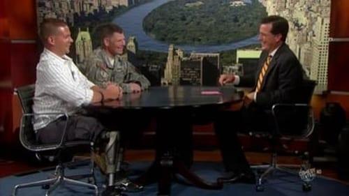 The Colbert Report 2010 Blueray: Season 6 – Episode Sen. Jim Webb, Joshua Bleill, Lt. Col. Brent Cummings, John Legend